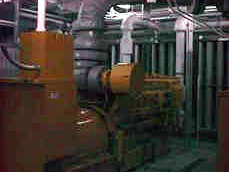 Diesel Emergency Power Generator