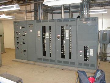 Electrical Equipment Upgrade