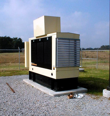 Emergency Standby Power Generator