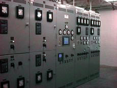 Automatic Paralleling Switchgear
